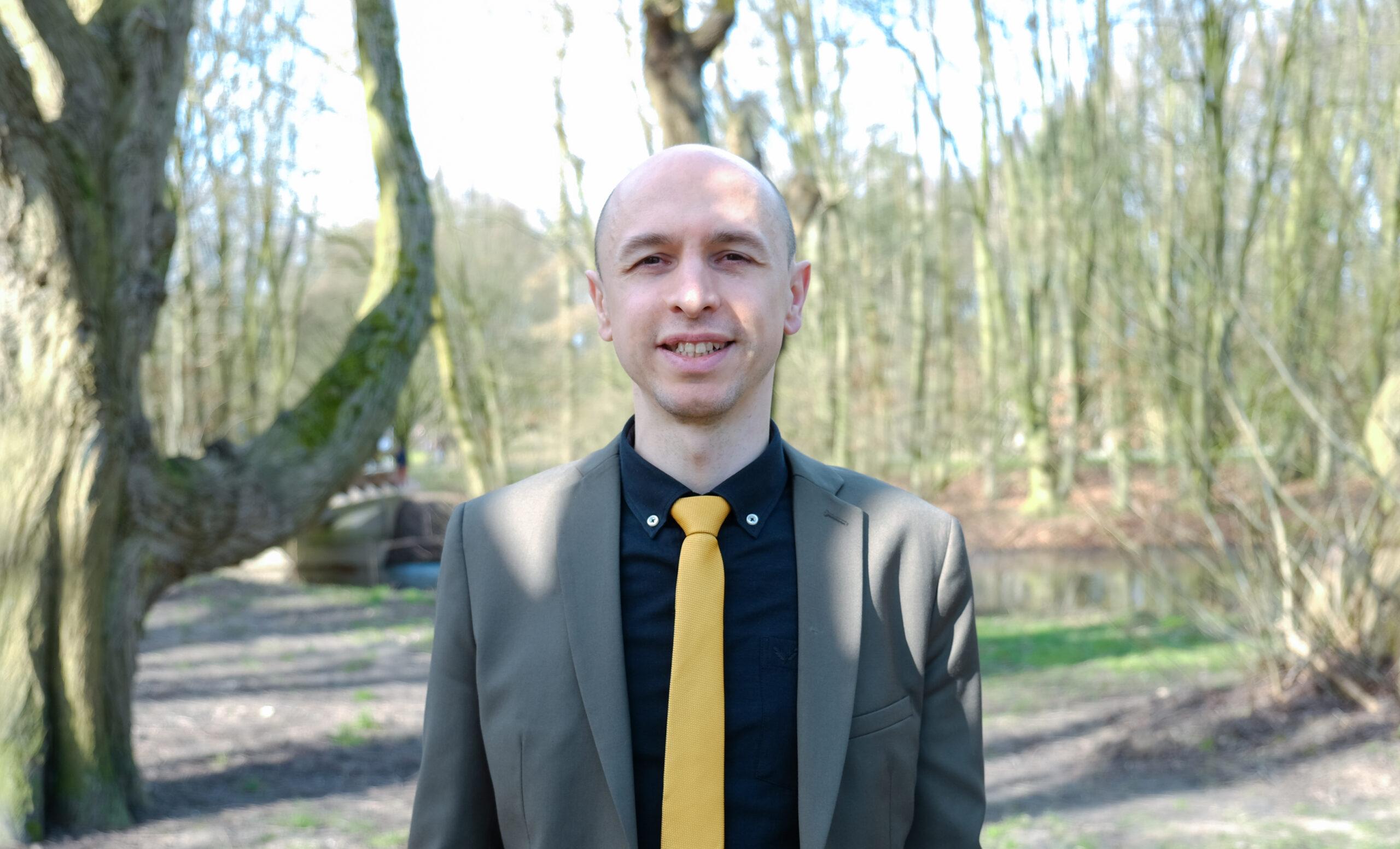David van der Laaken